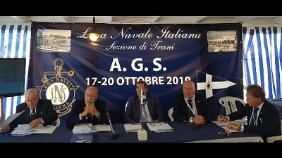 Lega navale, via assemblea generale soci