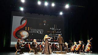 """Le concert de l'Orchestre symphonique honoré de la """"Radio nationale Ukrainienne"""" a eu lieu à Alger"""