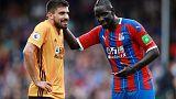 Crystal Palace's Hodgson hopes for swift Sakho recovery