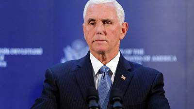 U.S. V.P. Pence to deliver China policy speech next Thursday-official