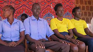 Contest: Aweil Students Test Their Spelling Abilities on Key Words in Country's Peace Agreement