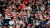 Over 50 million in Japan watch hosts' win over Scotland