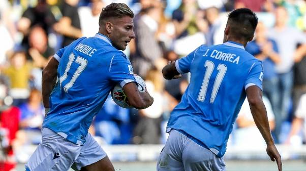 Serie A: Lazio-Atalanta 3-3