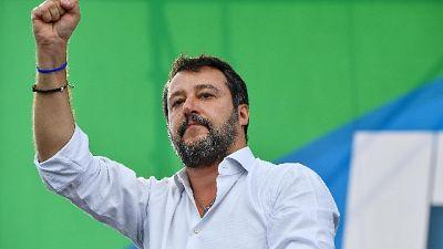 Salvini, in piazza italiani orgogliosi
