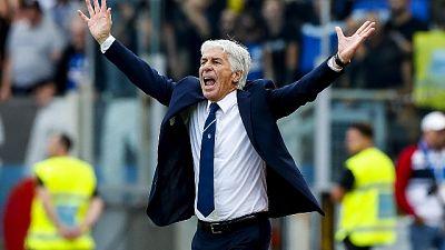 Gasperini, la Lazio è stata 'rilanciata'