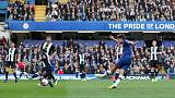 Alonso goal earns Chelsea victory over Newcastle