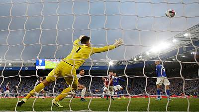 Tielemans smashes Leicester winner as VAR denies Burnley