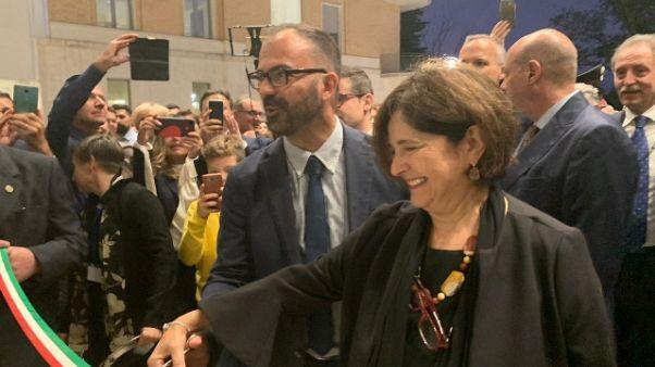 Fioramonti inaugura il Campus di Matera
