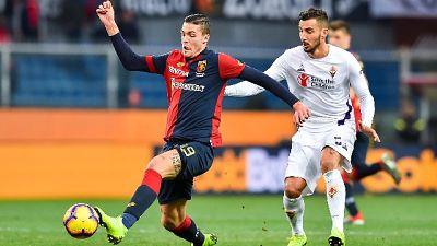 Calcio: Genoa, si ferma Favilli
