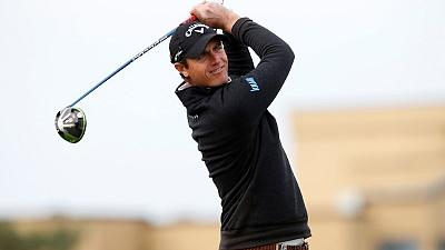 Colsaerts leads French Open by three shots