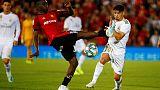 Mallorca claim stunning win over Real Madrid