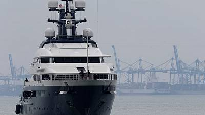 Superyacht linked to Malaysia's 1MDB for sale, again