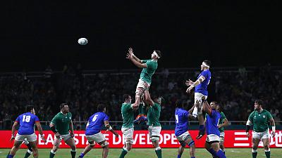 Humbled at World Cup, Ireland's peak came a year too early