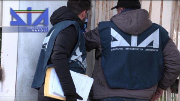 Camorra: preso fedelissimo boss Zagaria