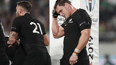 New Zealand's Todd likely to miss England semi-final with shoulder injury
