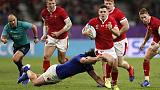 Wales ride their luck to steal dramatic one-point win over 14-man France