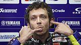 Rossi in Mercedes ed Hamilton su MotoGp