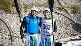 Adigemarathon show,secondo il k2 azzurro