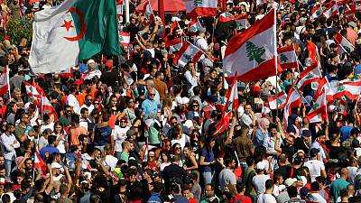 Lebanon protesters keep pressure on government as reform deadline nears