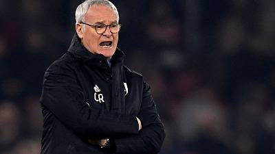 Ranieri earns cheers but Sampdoria stay bottom after Roma stalemate