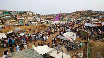 Bangladesh to move Rohingya to flood-prone island next month