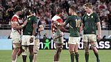 Mondiali rugby,Galles e Sudafrica avanti
