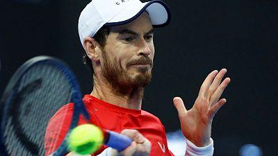 Murray beats Wawrinka to win first title since hip surgery