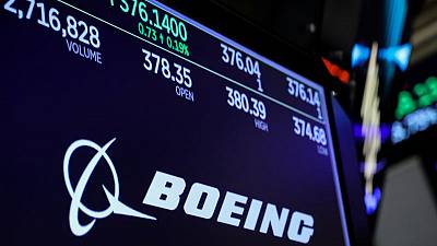 Boeing says investigating exchange of document involving a former employee