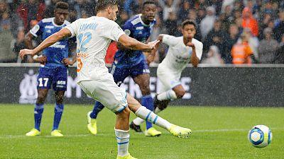 Marseille break into top four as Monaco edge Rennes