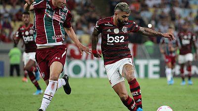 Flamengo win again to extend unbeaten run to 17 games