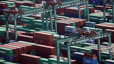 Japan's September exports slip for tenth month, builds pressure on BOJ to ease next week
