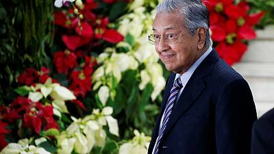 Mahathir warns of possible trade sanctions on Malaysia