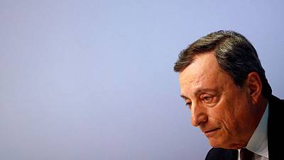 Graphic: A quiet exit for Draghi? Five questions for the ECB