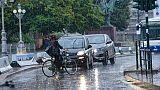 Pioggia su Piemonte, salgono i fiumi