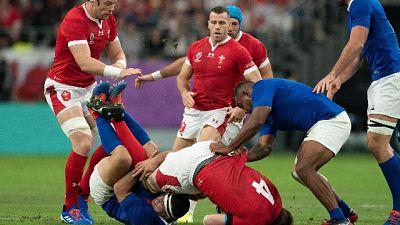 Mondiale Rugby, inchiesta su un arbitro