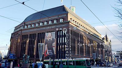 Finland's Stockmann considers selling its lucrative fashion chain Lindex