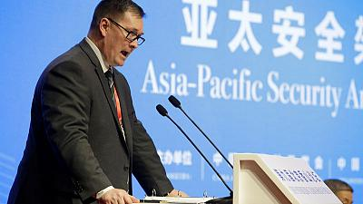 """U.S. not out to """"decouple"""" from China, defence official says in Beijing"""
