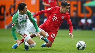 Five talking points from the weekend in the Bundesliga