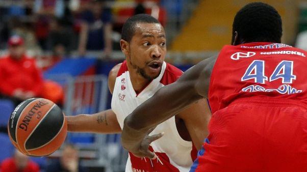 Basket: Goudelock alla Reyer Venezia