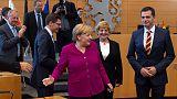 Merkel ally under police protection after 'Heil Hitler' death threat