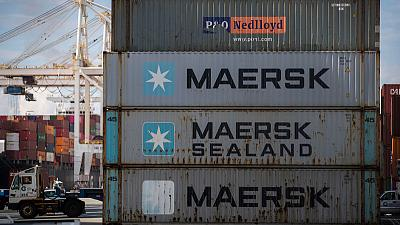 Maersk lifts 2019 profit forecast; shares rise