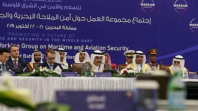 Senior Israeli official attends Bahrain security meeting focusing on Iran