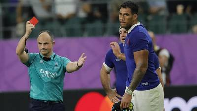 Rugby: Vaamahina mai più nella Francia