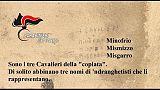 'Ndrangheta: scoperto rito appartenenza