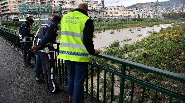 30 sfollati a Rossiglione per una frana