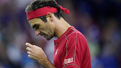 Federer wins in 53 minutes to advance in Basel in 1,500th tour game