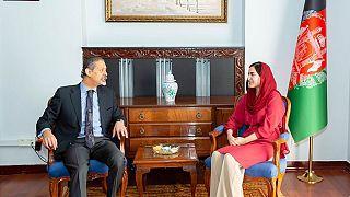 Egyptian Ambassador calls on Deputy Foreign Minister