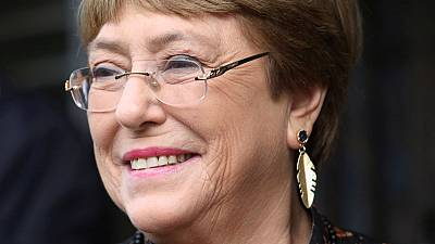Bachelet calls for probes into Chile protest deaths