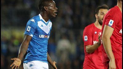 Serie A: Brescia-Fiorentina 0-0