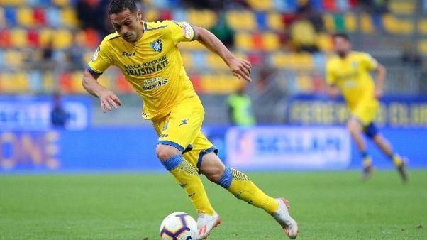 Serie B: Frosinone-Livorno 1-0